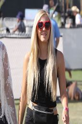 Ava Sambora - Leggy at Coachella Festival 2014 in Indio