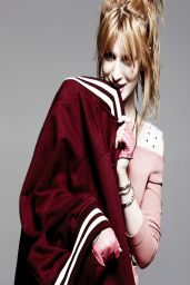 Bella Thorne - Bullett Magazine Layout