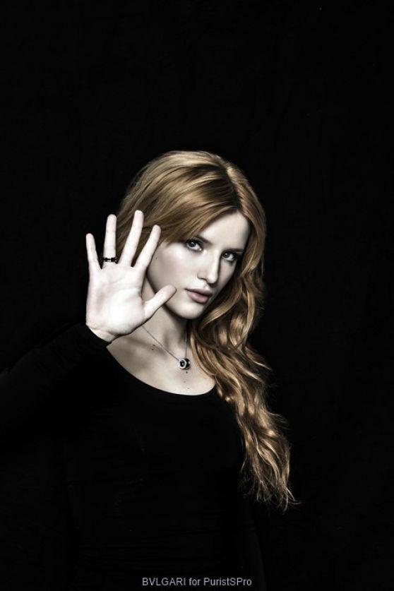 Bella Thorne - Bvlgari