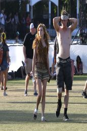 Bella Thorne - Coachella Music & Arts Festival 2014 - Weekend 2