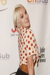 Brea Grant - 2014 Indie Series Awards in Nort Hollywood
