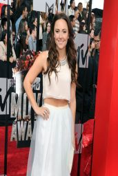 Briana Evigan - 2014 MTV Movie Awards