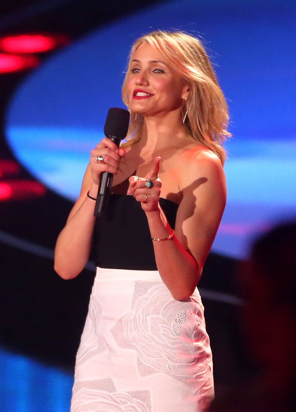 Cameron Diaz - 2014 MTV Movie Awards