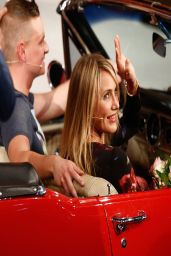 Cameron Diaz in Germany -