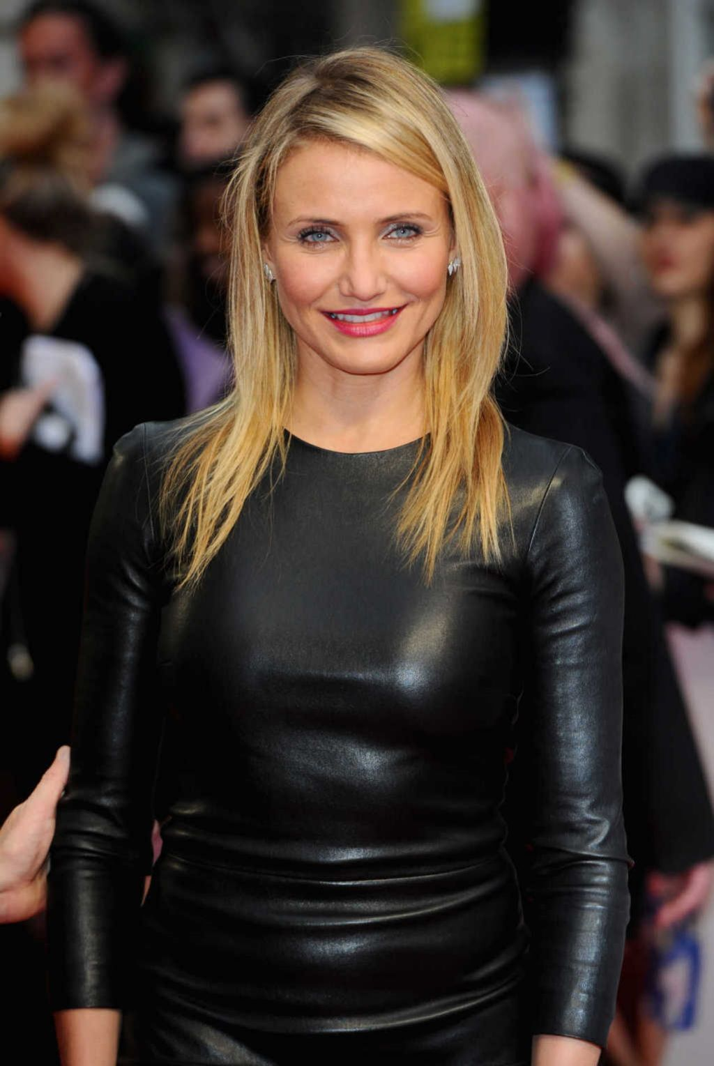 Cameron Diaz The Other Woman Premiere In London