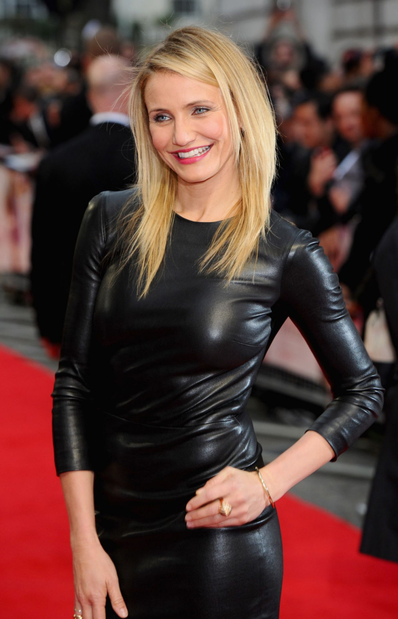 Cameron Diaz – 'The Other Woman' Premiere in London Cameron Diaz