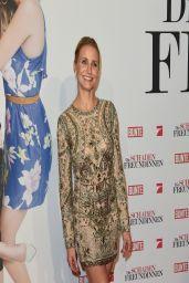 Cameron Diaz Wearing Emilio Pucci Short Dress – 'The Other Woman' Munich Premiere