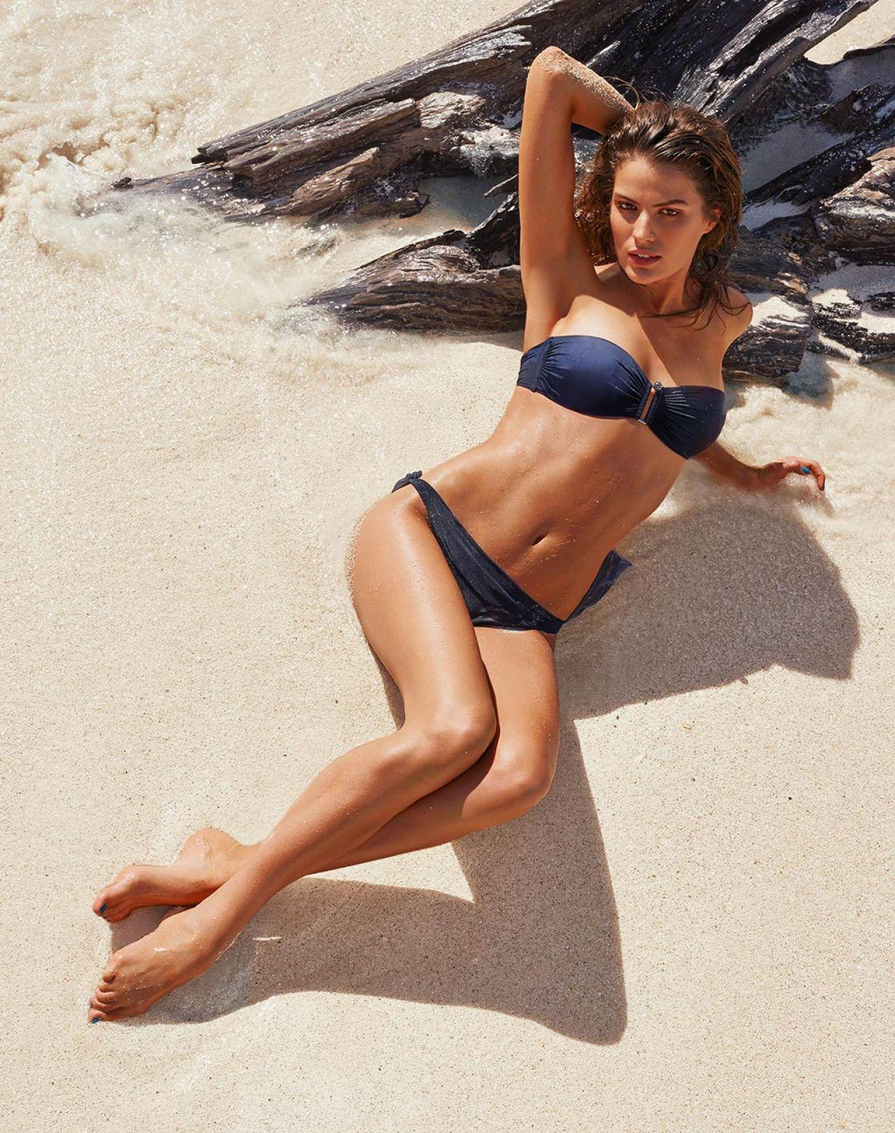 Cameron Russell Bikini Photos - Calzedonia Summer 2014
