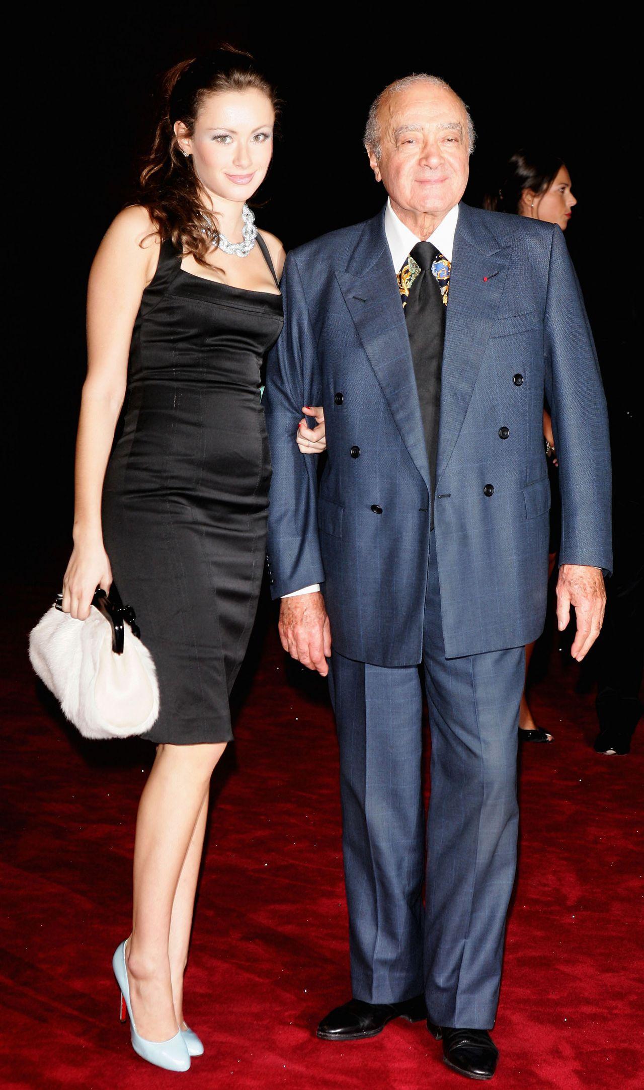 Camilla Al Fayed | the Fashion Spot
