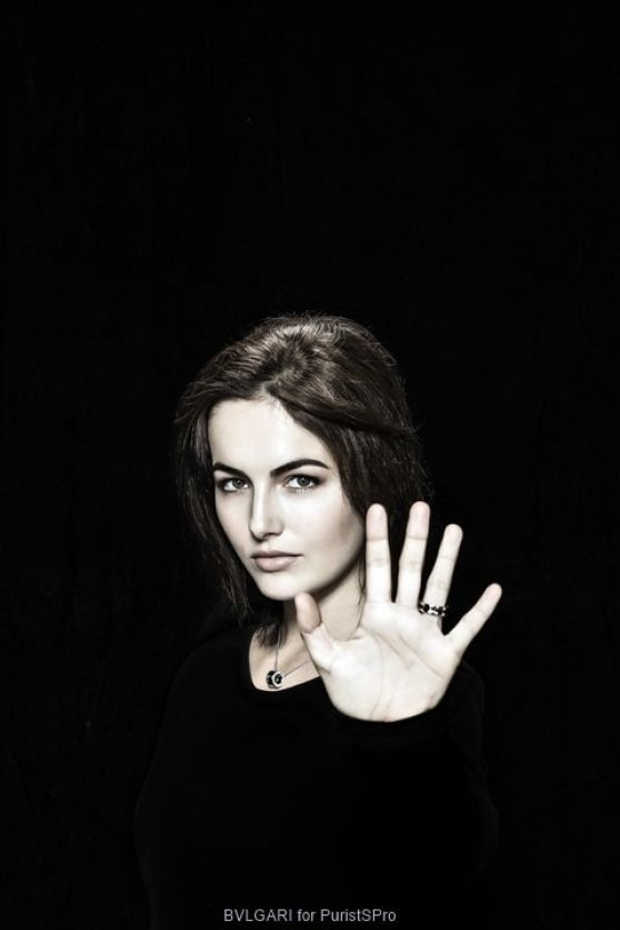 Camilla Belle - Bvlgari 'Save the Children' Campaign (2014)