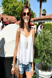 Camilla Belle - GUESS Hotel in Palm Springs – April 2014