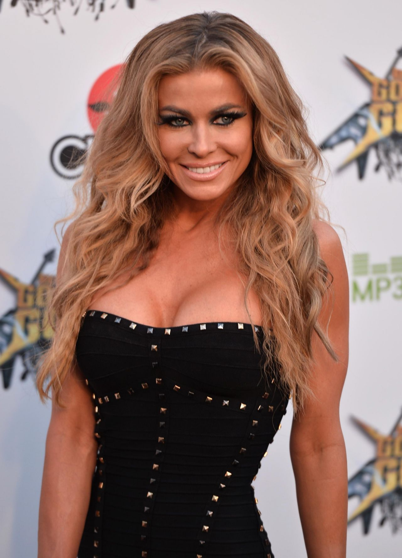 Carmen Electra – 2014 Revolver Golden Gods Awards in Los Angeles