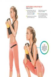 Carmen Electra & Erin Plato – Muscle & Fitness Hers Magazine May/June 2014 Issue