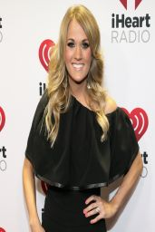 Carrie Underwood - iHeartRadio Country Festival in Austin - March 2014