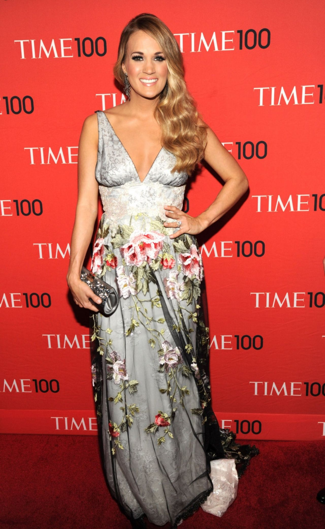 Carrie Underwood - TIME 100 Gala - April 2014