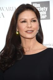 Catherine Zeta-Jones - 2014 Chaplin Award Gala in NYC