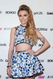 Cher Lloyd - Star Magazine Hollywood Rocks 2014 at SupperClub Los Angeles