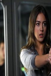 Chloe Bennet - Marvel's 'Agents of S.H.I.E.L.D.' Episode 117 Promos
