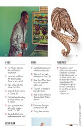 Christina Hendricks Rhapsody Magazine April 2014 Issue