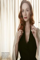 Christina Hendricks - The Edit Magazine March 27th 2014