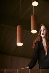 Christina Hendricks - The Edit Magazine March 27th 2014