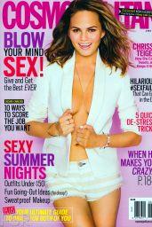 Christine Teigen - Cosmopolitan Magazine June 2014 Issue