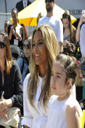 Ciara - 2014 Safe Kids Day in Los Angeles