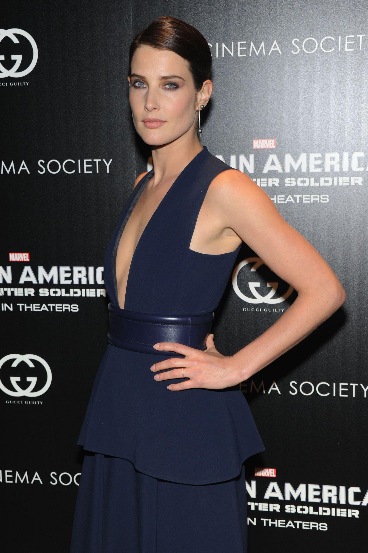 Cobie Smulders -