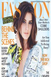 Cobie Smulders - Fashion Magazine (Canada) April 2014 Issue