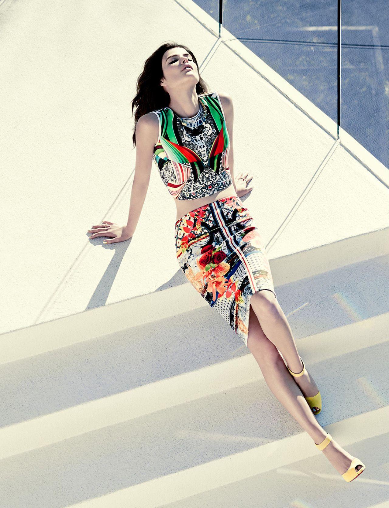 Fashion Magazine (Canada) April 2014 Issue