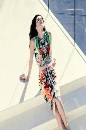 Cobie Smulders - Fashion Magazine (Canada) April 2014 Issue