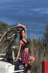 Constance Nunes - 138 Water Photoshoot - April 2014