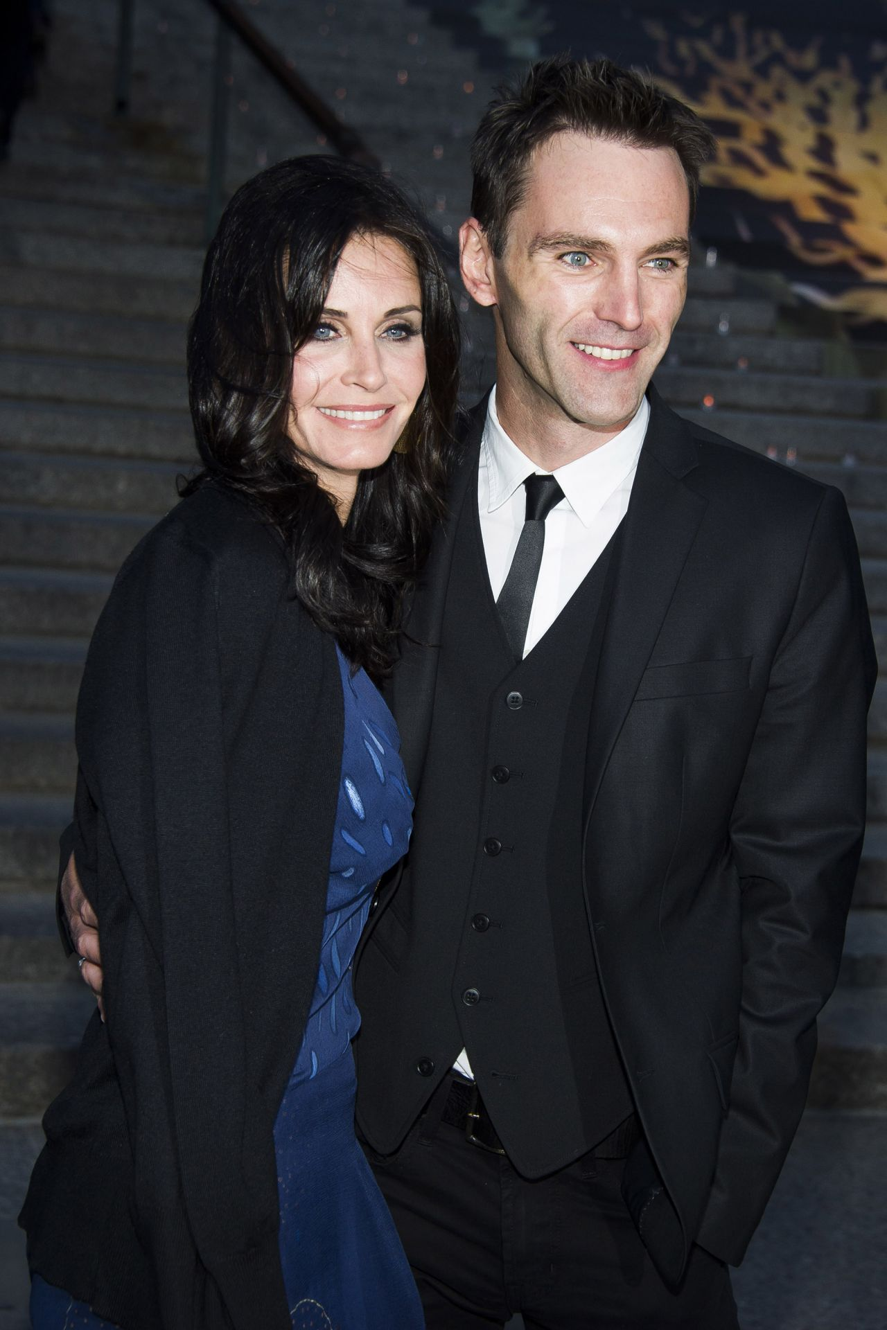Courteney Cox - Vanity Fair Party at Tribeca Film Festival 2014