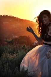 Dani Thorne Nasty Gal Princess Photoshoot - April 2014