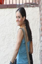 Danica Mckellar - Out in Hollywood - April 2014