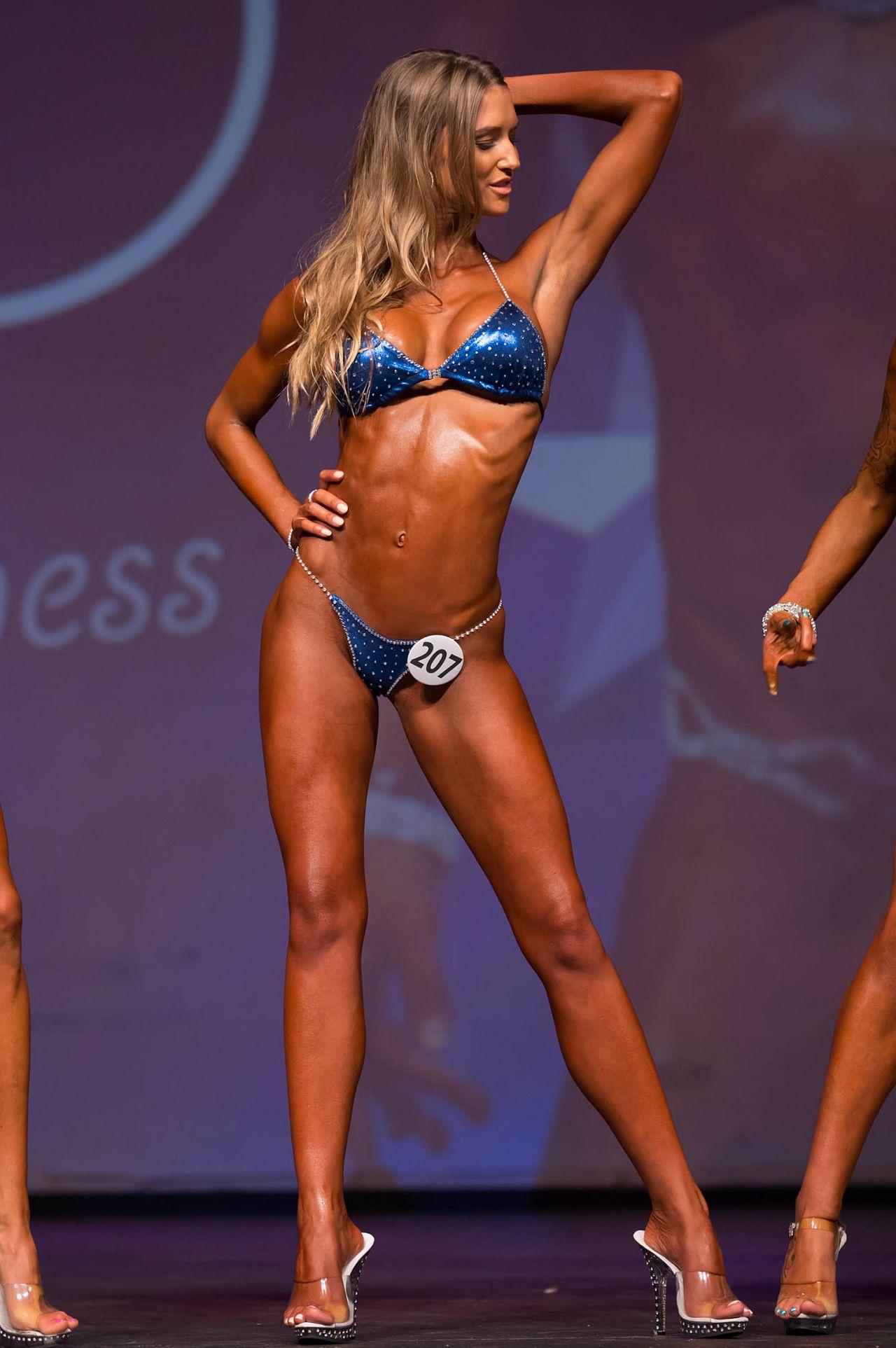 Danica Thrall 2014 Miami Pro Fitness Ms Bikini