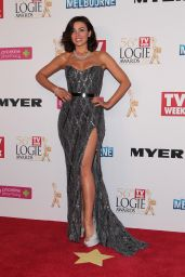 Dannii Minogue – 2014 Logie Awards in Melbourne (Australia)