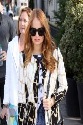 Debby Ryan in Washington DC - April 2014