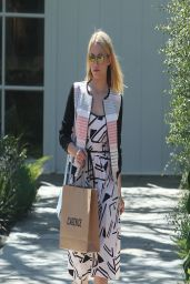 Dianna Agron - Out in West Hollywood - April 2014