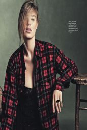 Doutzen Kroes – Elle Magazine (South Africa) May 2014 Issue