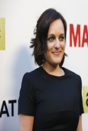 Elisabeth Moss - 'Mad Men' TV Series Season 7 Premiere in Hollywood