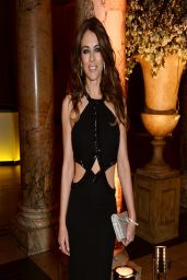 Elizabeth Hurley - The Glamour Of Italian Fashion 1945 - 2014 - Private Dinner in London