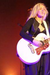 Ellie Goulding - Performing in Vancouver - April 2014