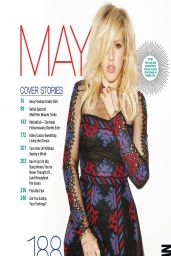 Ellie Goulding - Photoshoot for 'Cosmopolitan' May 2014 Issue