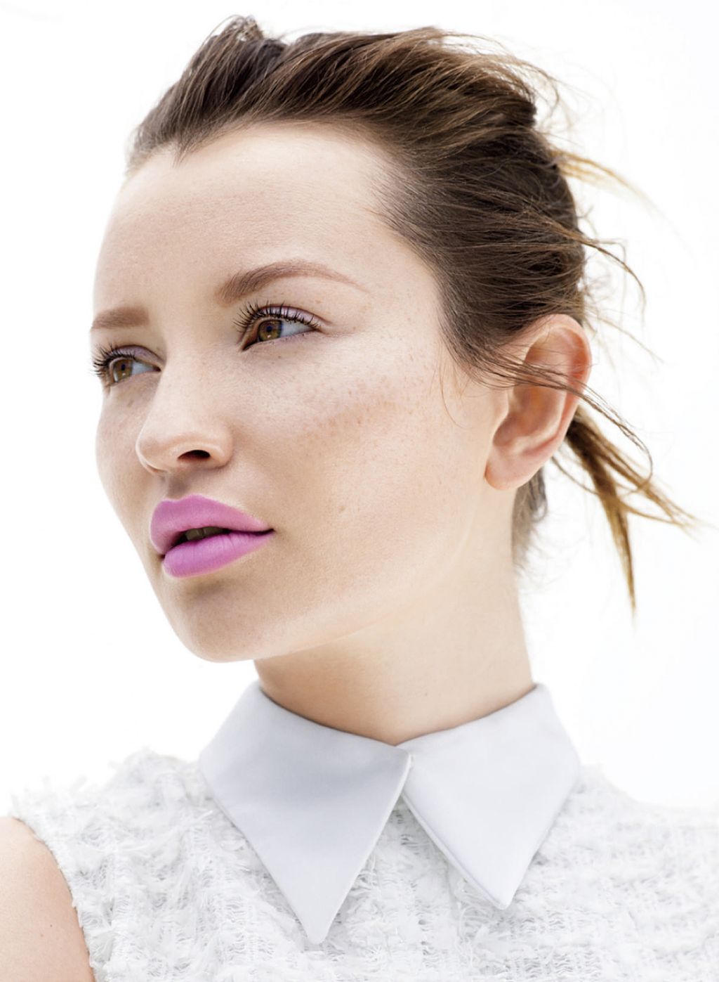 Emily Browning - Beau Grealy Photoshoot for InStyle (Australia) March 2014