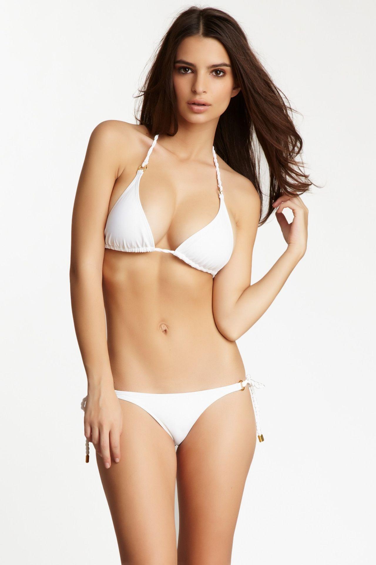 Emily Ratajkowski Bikini Photoshoot Shay Todd Swim