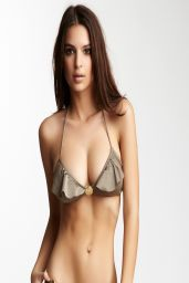 Emily Ratajkowski Bikini Photoshoot- Shay Todd Swim - April 2014