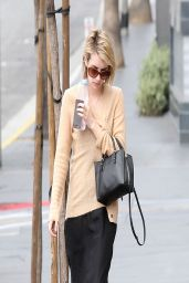 Emma Roberts Casual Style - Los Angeles, April 2014