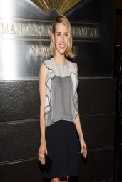 Emma Roberts - New Yorkers For Children Spring Benefit (2014)