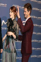 Emma Stone Wearing Valentino -